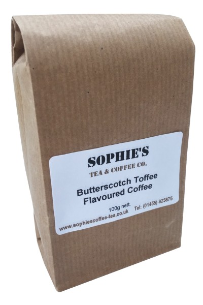 Butterscotch Toffee Flavoured Coffee