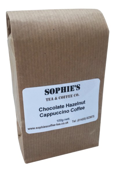 Chocolate Hazelnut Cappuccino Flavoured Coffee