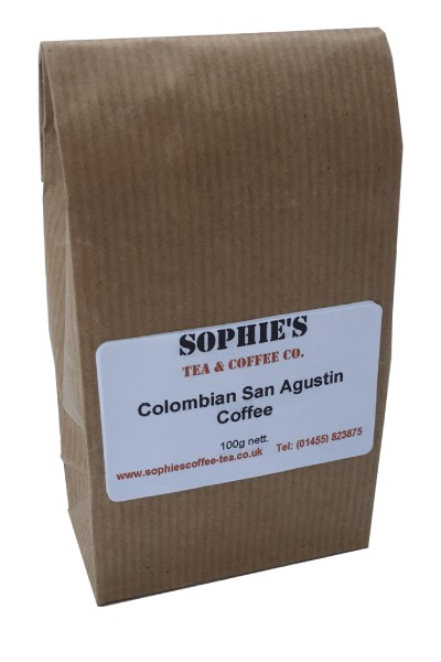 Colombian San Agustin Coffee
