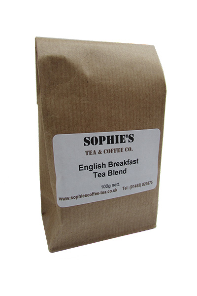 English Breakfast Tea Blend