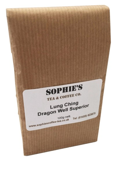Lung Ching (Dragons Well) Superior Green Tea